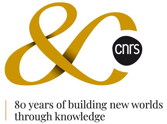 "Label ""CNRS' 80th anniversary year"""